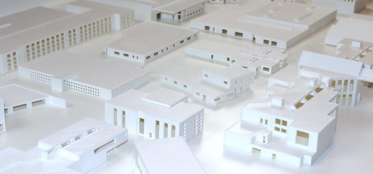 3D Printed Site Models